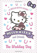 The Wedding Day (Hello Kitty and Friends, Book 5), New, Misra, Michelle, Chapman