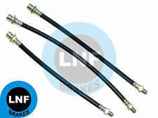 CADILLAC 86 COMMERCIAL CHASSIS HEARSE AMBULANCE BRAKE HOSE FRONT REAR 57 1957