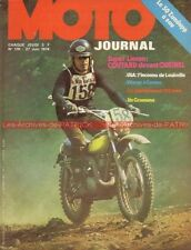 MOTO JOURNAL  176 KAWASAKI BPR 1100 Z 900 500 Matchless 350 Zündapp KS 50 1974