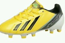 GENUINE Adidas Football Amazing Boots Yellow F10 TRX Kids UK 5•5 RRP £50