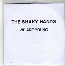 (M840) The Shaky Hands, We Are Young - DJ CD