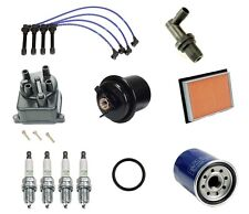 Honda Civic 1.6L CX DX LX Premium Quality Ignition Tune Up Kit D16Y7 Engine Code