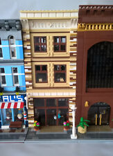 LEGO CITY CUSTOM MODULAR ANTIQUE STORE loaded with inventory
