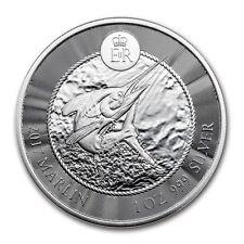 1 oncia 999 Silber Moneta d'argento Marlin Cayman Isole Pesce di blocco