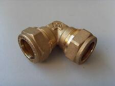 Winkelverschraubung 18 x 18 mm Klemmring metalisch dichtend für Kupferrohr