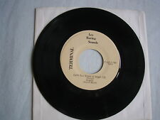 "LES RAVING SOUNDS 4 track EP US 7"" single 1981 rare mint original CRAMPS"