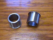HARLEY DAVIDSON WHEEL AXLE REDUCERS FROM 1 INCH TO 3/4 INCH *TIME SAVER*