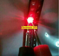 100pcs 0603SMD LED Red light so cheap Free Shipping