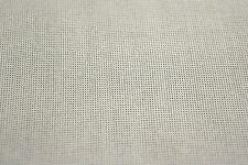 "LIGHT GREY 100% COTTON PINPOINT OXFORD SHIRTING APPAREL FABRIC  58""W SOLD BTY"
