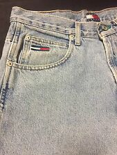 Vtg Tommy Hilfiger Men's Jeans Carpenter/Distressed Sz.29x32-100% Cotton