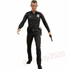 """Neca Terminator 2 S3 Series 3 T-1000 Galleria Mall 7"""" Action Figure No Box"""