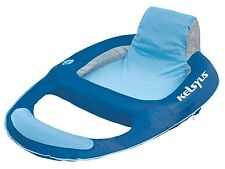 Floating Lounger Inflatable Adult Swimming Chair Float Raft Pool Water Lake Bag