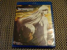 Blu 2 4 U: Jormungand - Perfect Order : Complete Season 2 : Sealed 2 Discs