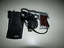 Panther Pistol and Reload Pedal - Vtg Game Equipment - Untested