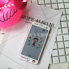 "Tempered Glass Film Cartoon Cute Screen Protector Cover For iPhone 7 4.7"" UK"