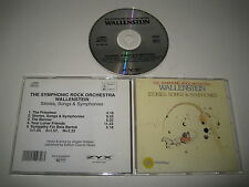 THE SYMPHONIC ROCK ORCHESTRA WELLENSTEIN/STORIES SONGS(ZYX/CD 58014-2)CD ALBUM