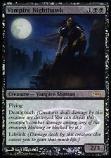 MTG VAMPIRE NIGHTHAWK FOIL EXC - VAMPIRO FALCO NOTTURNO - MPR - MAGIC