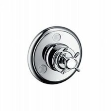 Hansgrohe 16830001 Axor Montreux Shower Diverter Cross Handle POL CHROME