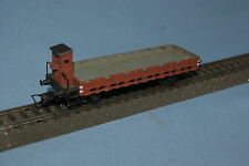 Marklin 323 DB Open Goods car with breakershouse vers. 2