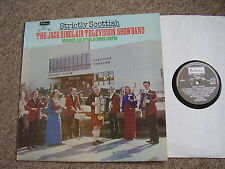 JACK SINCLAIR - STRICTLY SCOTTISH LIVE AT AVIEMORE CENTRE - BELTONA 1973 EX/VG