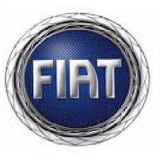 Fregio Logo Stemma Emblema Anterore Fiat Doblo Dal 2000   Diametro 75mm