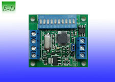 DMX to SPI decoder for SK6812 WS2812 (B) WS2801 + pixels combination controller