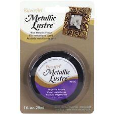 Deco Art Metallic Lustre Wax Finish - 507375