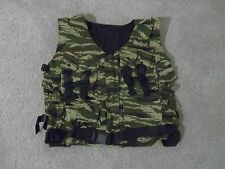 Russian Military Spetsnaz Kamish Assault Vest Camo Uniform