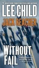 Jack Reacher: Without Fail 6 by Lee Child (2008, Paperback)