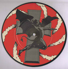 """BLACK SABBATH TURN UP THE NIGHT 7"""" PICTURE DISC"""