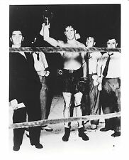 BILLY CONN 8X10 PHOTO BOXING PICTURE IN VICTORY