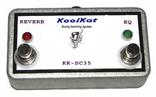 KoolKat's 2 Button Footswitch for Mesa Boogie DC5 (new)