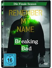 BREAKING BAD - Die Finale Season (3 DVDs) Bryan Cranston, Aaron Paul OVP