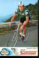 RONNY BOSSANT  Cyclisme Ciclismo Team SANSON 1970s Cycling ciclista velo 78