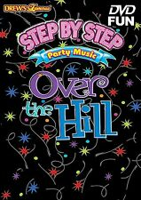 Step By Step Over the Hill Party Dances- Drew's Famous (DVD)