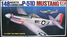 IDEA - North American P-51D MUSTANG - 1:48 - Flugzeug Modellbausatz - Model Kit