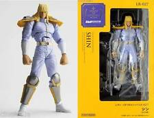 Action Figure Fist of The North Star Shin Legacy of Revoltech Ken LR-027 Kaiyodo