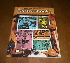 1975 PITTSBURGH PIRATES OFFICIAL YEARBOOK