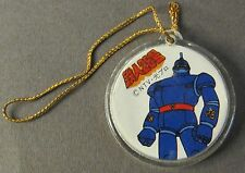 GIGANTOR TETSUJIN 28 full color hang tag medallion
