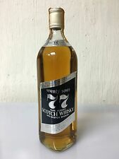 77 Seventy Seven 12yo Rare Scotch Whisky 75cl 40% William Cadenhead Aberdeen