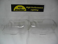 NITE STALKER 215 CLEAR DRIVING SPOT LIGHT COVERS 4WD 4X4 ~BRAND NEW~