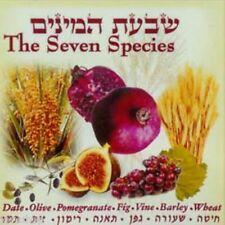 Seven Species 72 Seeds From Israel Holyland Grape Olive Fig Pomegranate Date זית
