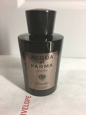 Acqua Di Parma Colonia Leather Eau De Cologne Concentree 6 oz / 180ml New NO BOX
