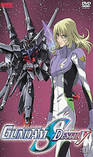 Mobile Suit Gundam SEED Destiny V10 DVD ANIME NEW SEALED