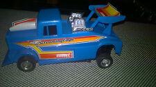 1981 Buddy L Screaming Eagle Drag Race Semi Truck Racecar Toy Car