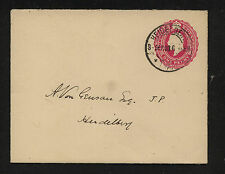 Transvaal  postal  envelope  local use  1903      AT0511