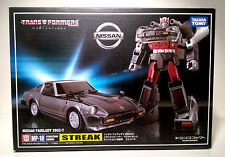 Transformers Takara Masterpiece MP18 Streak aka Bluestreak MISB
