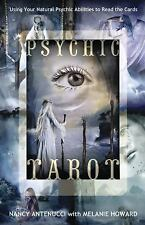 NEW - Psychic Tarot: Using Your Natural Psychic Abilities to Read the Cards