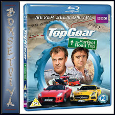 TOP GEAR - THE PERFECT ROAD TRIP  *BRAND NEW  BLU-RAY *