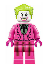 Lego The Joker Classic TV Series sh238 From 76052 Batman Minifigure Figurine New